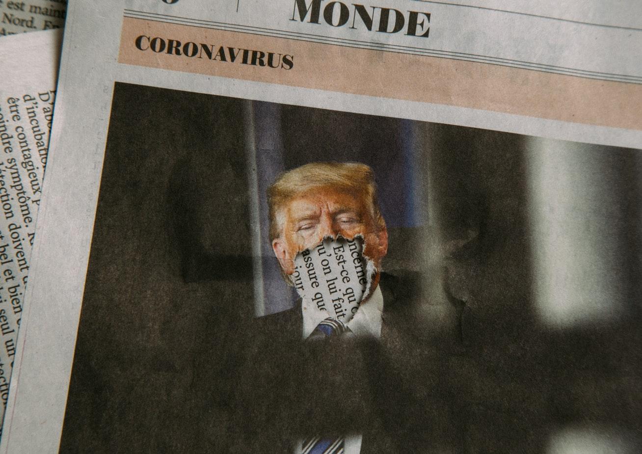 unfollow Trump