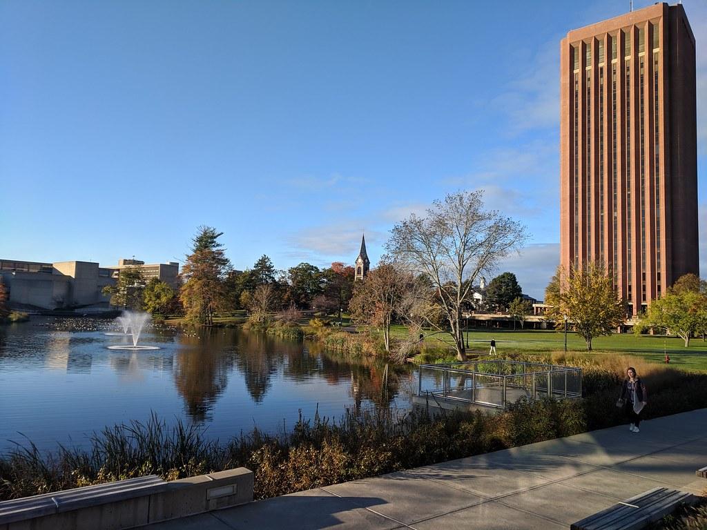 umass campus