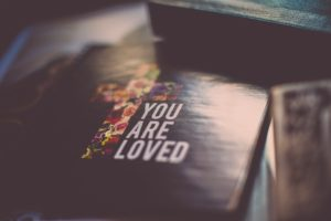 christian book saying you are loved