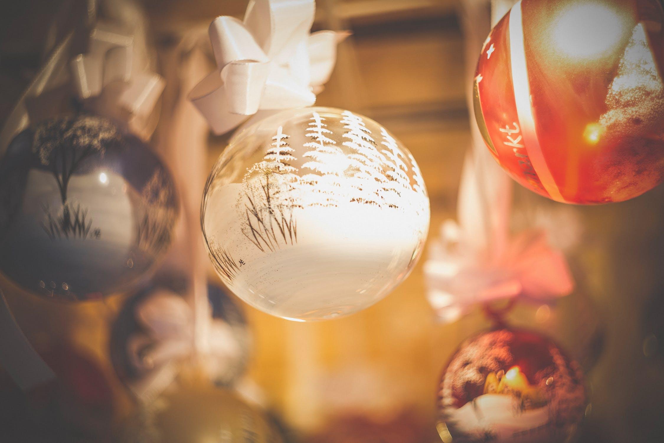 DIY ornaments gift idea
