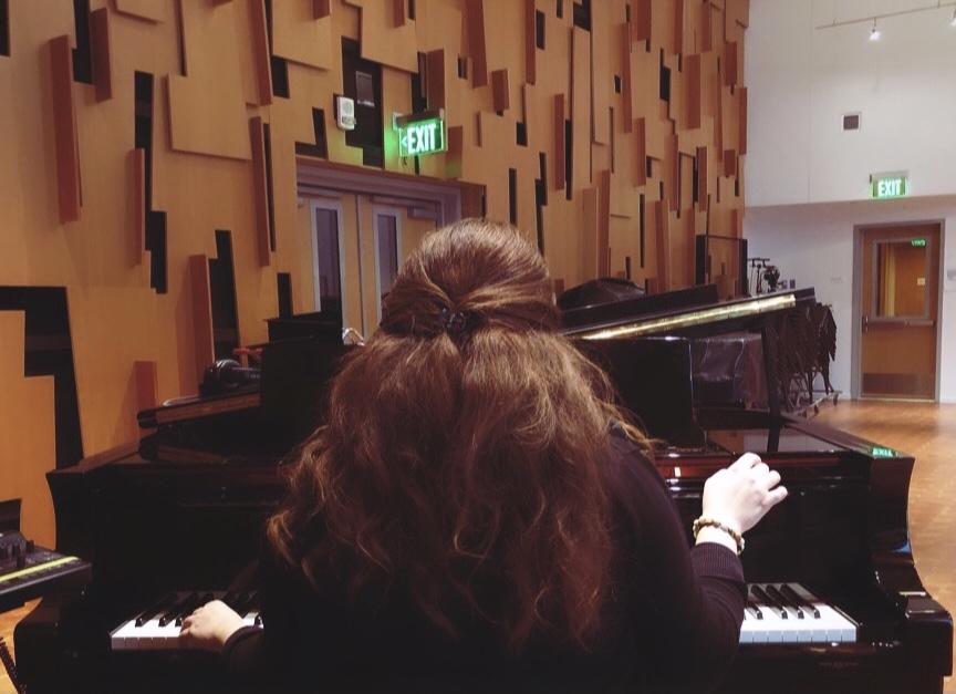 music industry mo ostin recording studio