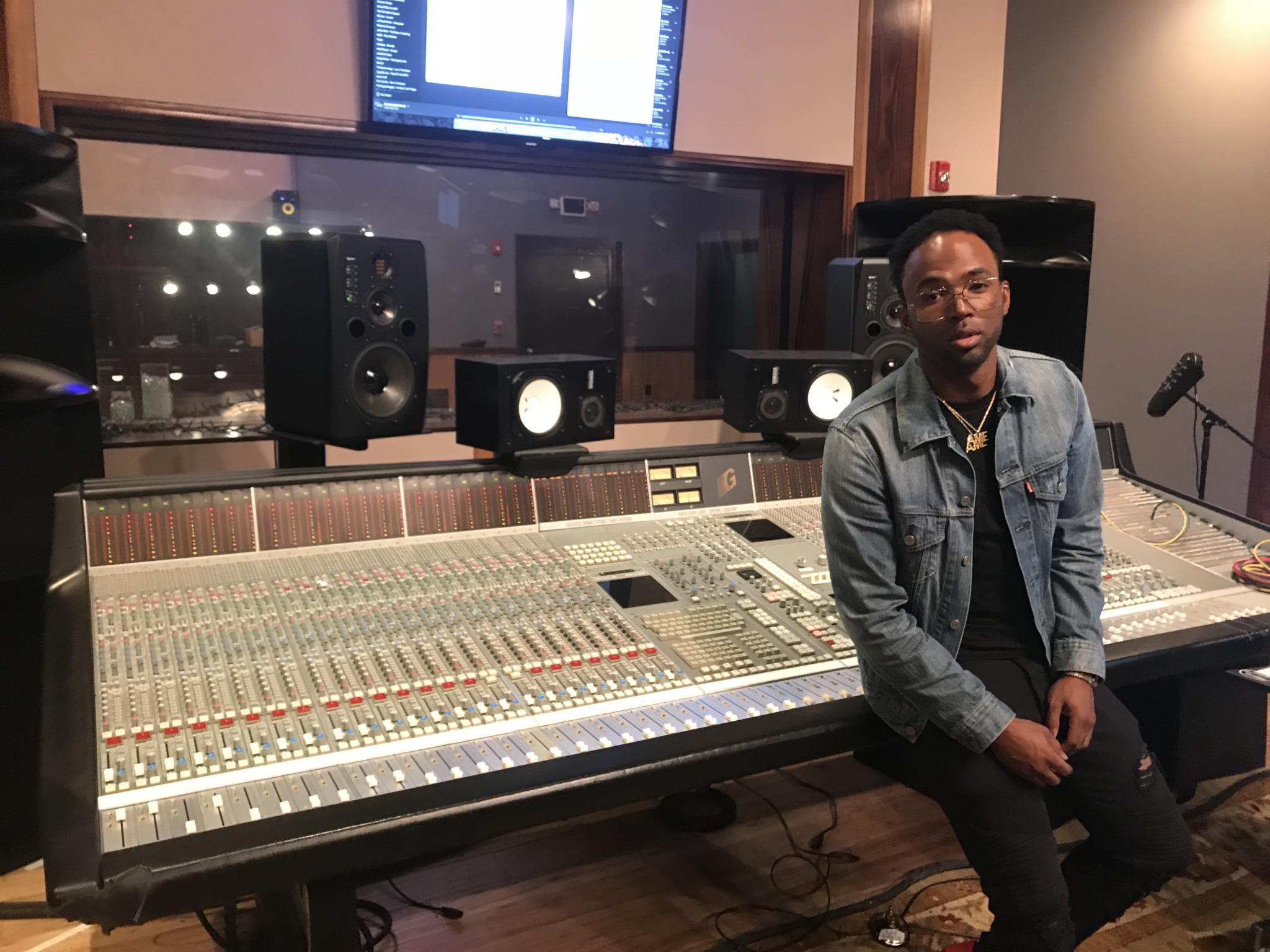 music industry major recording studio
