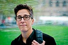 Queer Authors Alison Bechdel