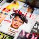 Rihanna and fashion magazines