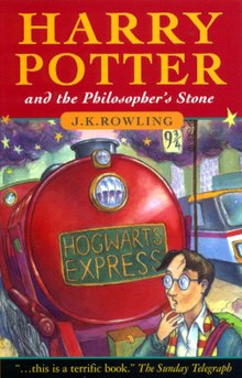 Nostalgia Book Harry Potter