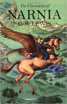 Nostalgia Books Narnia