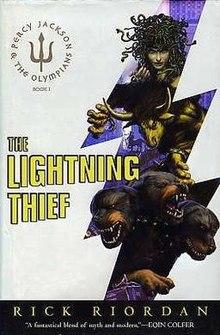 Nostalgia Books Percy Jackson