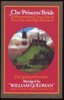 Nostalgia Books Princess Bride