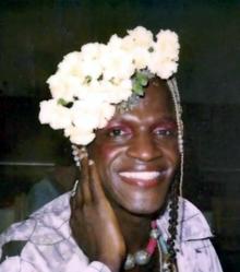 LGBTQ+ Activist Johnson
