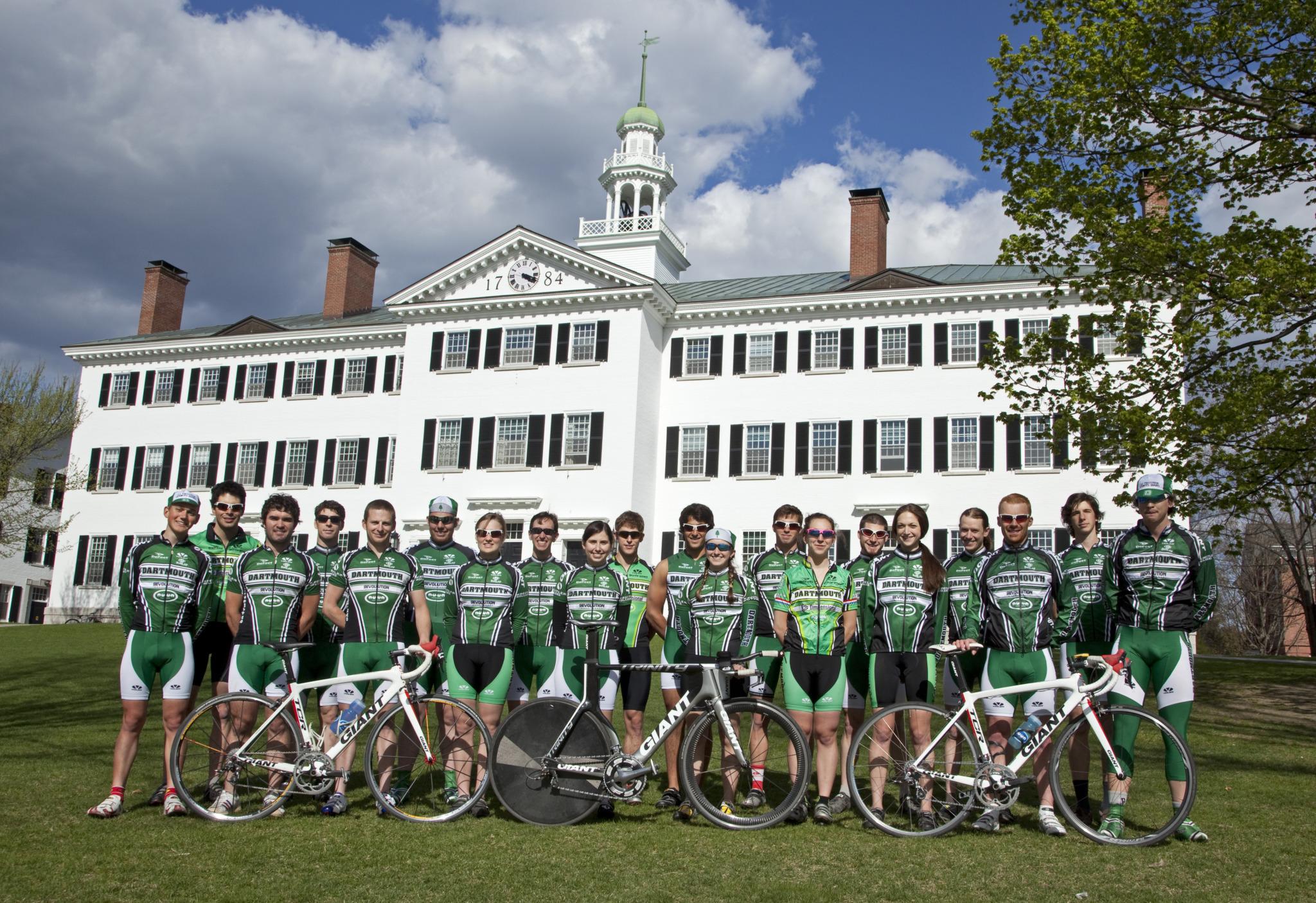 Dartmouth biking