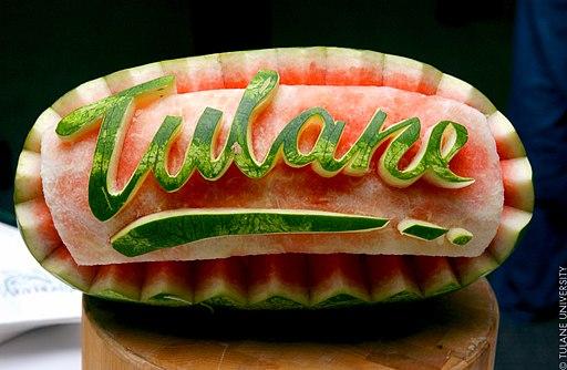 Tulane Watermelon