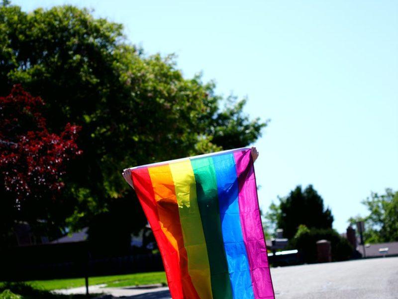 Pride Margot activist