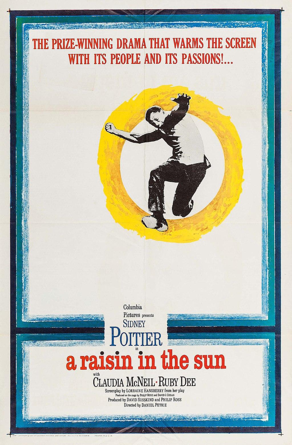 black hollywood films A Raisin in the Sun