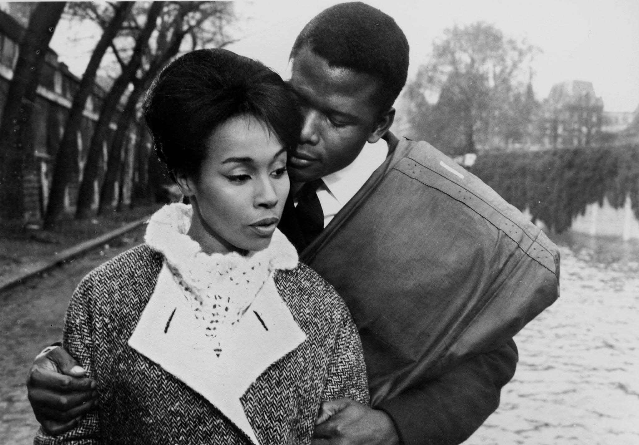 paris blues black hollywood films