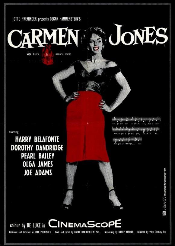 Carmen Jones 1943