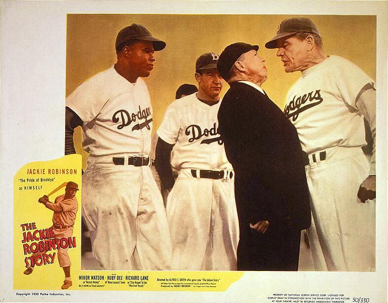 the jackie robinson story 1950