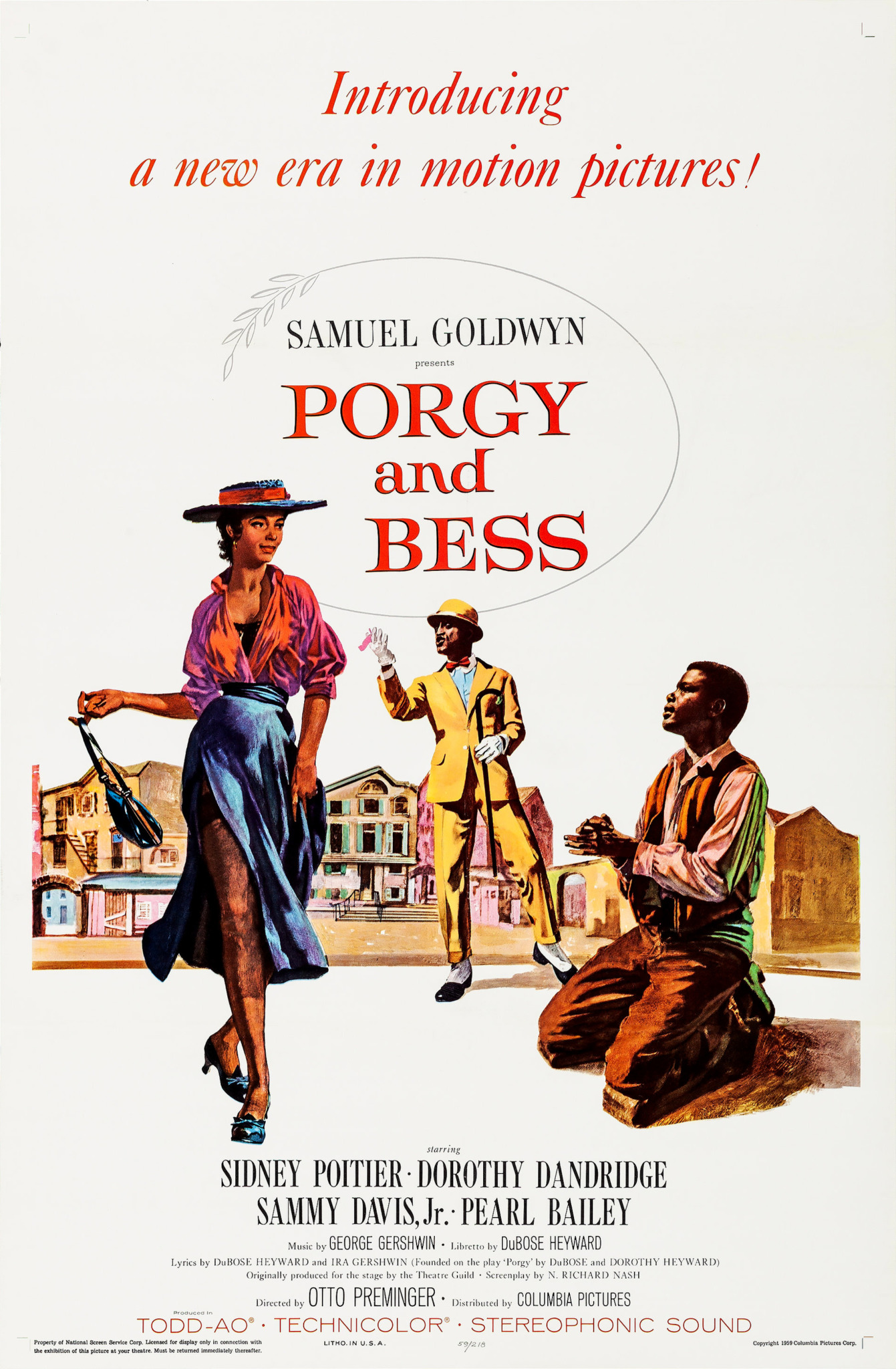 porgy and bess black hollywood films