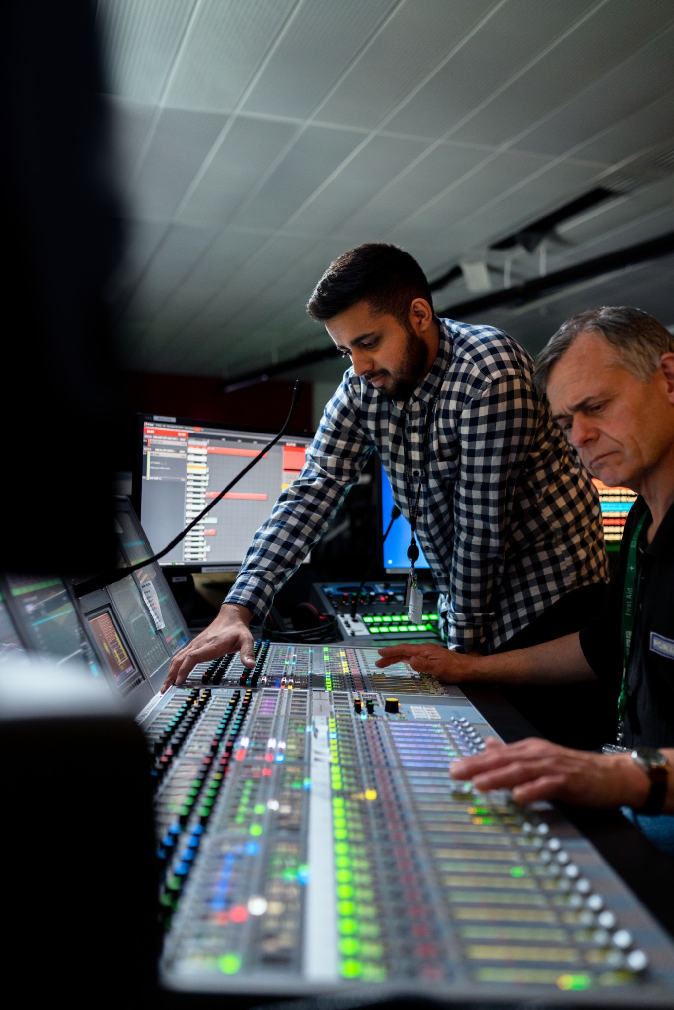 stem fields audio software engineer